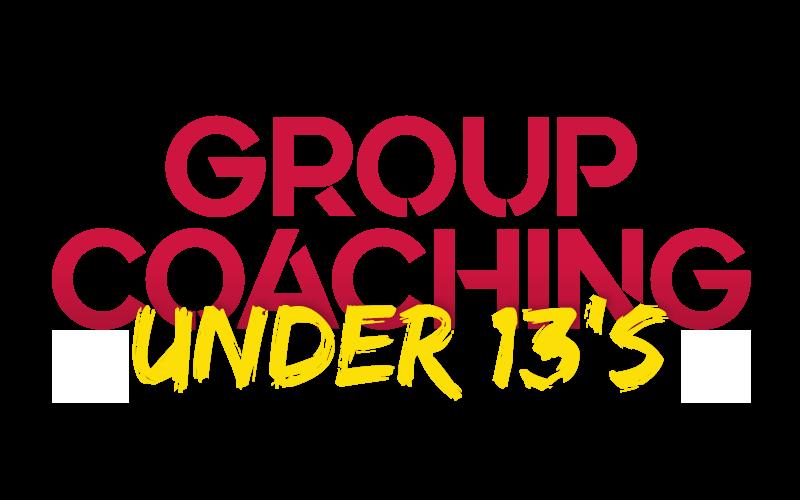 Group Coaching U13