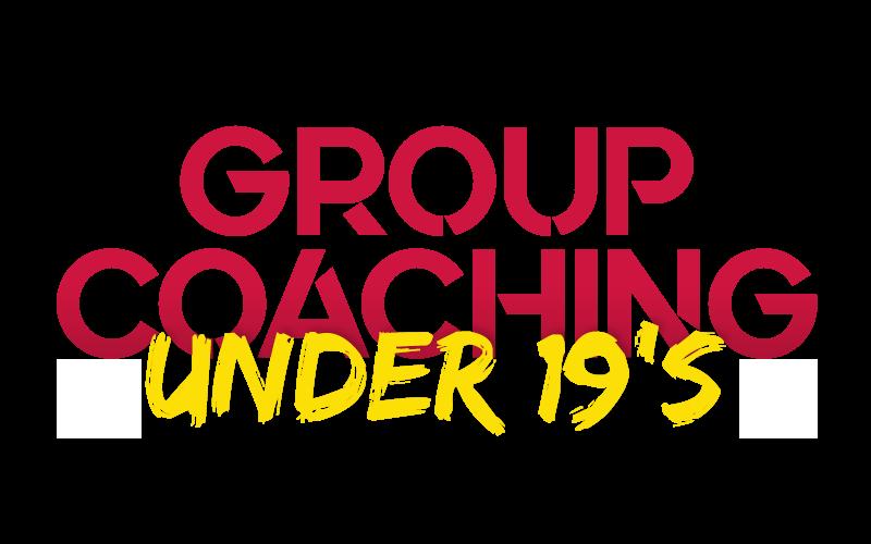 Group Coaching U19